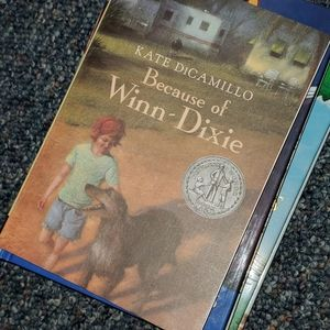 Awesome Read!! Because of Windixie Book